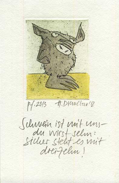 Heike Drewelow - Grafik